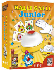 999 Games Halli Galli junior kinderspel kinderspel