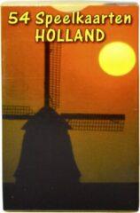 Uitgeverij van der Meulen 54 Speelkaarten Holland met foto's