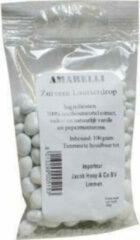 Amarelli Laurierdrop Pepermunt Wit Zakje (100g)