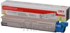OKI 43459433 Toner 1500pagina's GeelMHz toners & lasercartridge