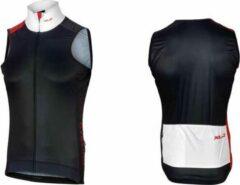 XLC- Vest Race Mouwloos - Blauw/Rood - Maat XXL