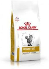 Royal Canin Veterinary Diet Urinary S/O Moderate Calorie - Kattenvoer - 3.5 kg