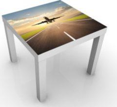 PPS. Imaging Design Tisch Startendes Flugzeug 55x55x45cm