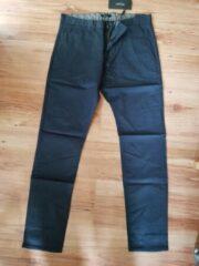 Donkerblauwe Matinique broek donker blauw 34x32