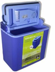 Blauwe Carpoint Koelbox 24 Liter 12 Volt Blauw