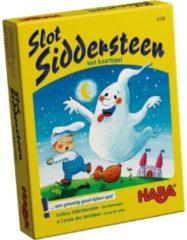 Haba Kaartspel - Slot Siddersteen (Nederlands) = Duits 4716 - Frans 3337