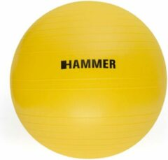 Hammer Fitness - Fitnessbal - Ø 55 cm - Geel