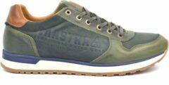 Gaastra Kean TMB M groen sneakers heren (1942 297501)