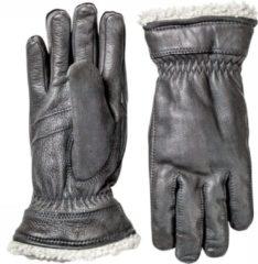 Hestra - Deerskin Primaloft - Handschoenen maat 6, grijs/zwart