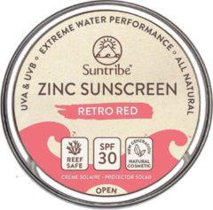 Sun Tribe Suntribe Face & Sport (SPF 30) - 45 G Red