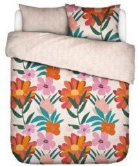Covers En Co Covers & Co No Wallflower Dekbedovertrek - 2-persoons (200x200/220 Cm + 2 Slopen) - Percal Katoen - Multi