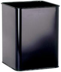 Papierbak Durable 18.5 liter Zwart