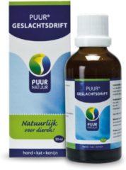 Puur Natuur Hypersex - Geslachtsdrift - Anti stressmiddel - 50 ml