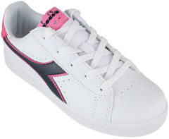 Roze Lage Sneakers Diadora game p gs c8593