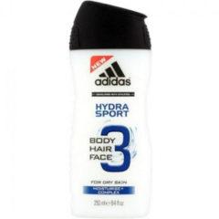 Adidas - Douche & Shampoo - Hydra Sport - 250 ml.