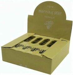 Nippon Kodo Morning Star - Vanilla - Vanille - Japanse wierook - 12-pack - Gratis Verzending!!!