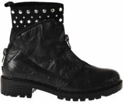 Zwarte Laarzen Grunland PO1068