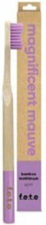 Afbeelding van Paarse F.E.T.E Magnificent Mauve tandenborstel