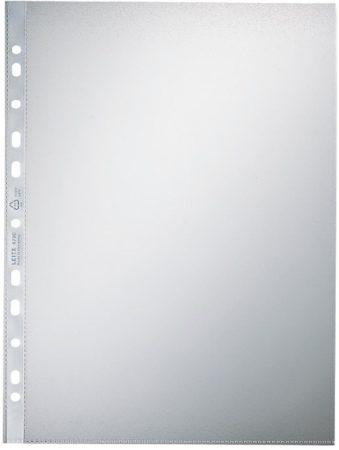 Afbeelding van Huismerk Leitz Hoge Kwaliteit Showtas - A4 - 0,085 mm - 11-gaats - 100 stuks - Transparant