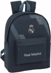 "Real Madrid CF Real Madrid Ribbed - Rugzak - 43 cm - Laptop 15,6"" - Grijs"