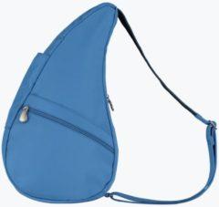 Blauwe Healthy Back Bag Microfibre Small Deep Sky 7303-DY