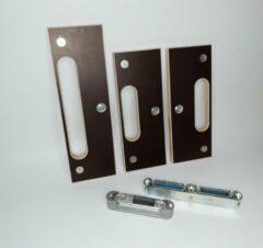 De Vries Freesmallen Buva meerpuntssluiting freesmal set.