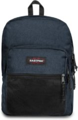 Blauwe Eastpak Pinnacle Rugzak 38 liter - Triple Denim