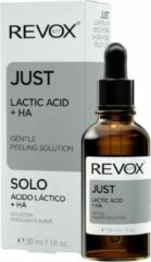 Revox Just Lactic Acid 10% + HA Gentle Peeling Solutions 30ml.