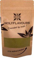 HolyFlavours Tarwegras Poeder EU 100 gram | Biologisch gecertificeerd