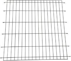 Adori Bench Divider Zwart - Hondenbench - 44.8 x 44 cm