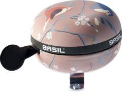 Basil Wanderlust Big Bell - Fietsbel - Orchid Roze