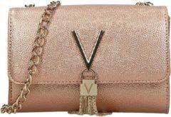 Roze Valentino Bags Divina Dames Crossbodytas - oro rosa