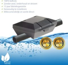 Zwarte Waterontharder Black Edition - voor alle Tyleen waterleidingen (magneet waterleiding)