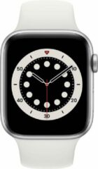Apple Watch Series 6 - 44 mm - Zilver