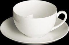 Witte DIBBERN - White Classic - Koffie/Theekop rond 0,25l