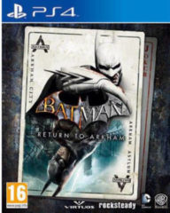 Warner Bros Batman: Return to Arkham PS4 (1000601343)