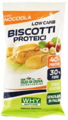 Biovita Why Nature 40 30 Biscotti Proteici gusto Nocciola 40g