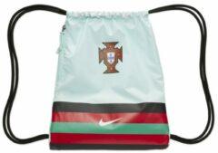 Portugal Stadium Gymtas voor voetbal - Blauw