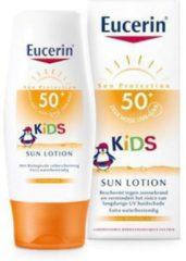 Eucerin Zonnebrand sun kids lotion spf50+