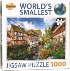Cheatwell World's Smallest - Strasbourg (1000)