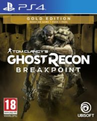 Ubisoft Tom Clancy's Ghost Recon Breakpoint Gold edition (PlayStation 4)