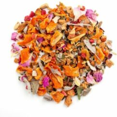 Kruiden en wellness thee melange voor een stralende huid - Mr & Mrs Tea Beautiful Skin - 80 g