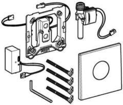 Geberit HyTronic urinoir stuursysteem infrarood 230V met bedieningsplaat Mambo RVS 116.023.FW.1