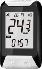 Zwarte IGP sport IGS130 GPS fietscomputer