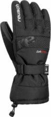 Zwarte Reusch Connor R-TEX® XT Unisex Skihandschoenen - Black - Maat 11