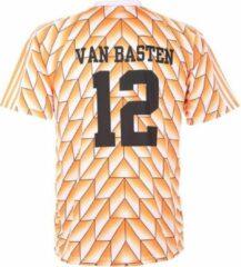 Holland EK 88 Voetbalshirt van Basten 1988 - Oranje - Kids - Senior-128
