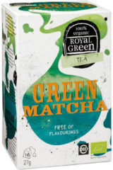 Royal Green Royal groen groen matcha 16 Stuks