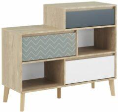 Gamillo Furniture Ladekast Larvik van 93 cm hoog