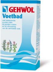 Gehwol Voetbad - Verfrissende voetbad dat helpt tegen pijnlijke, branderige en transpirerende voeten