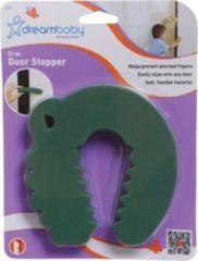 Groene Dream baby Dreambaby deurstopper Krokodil